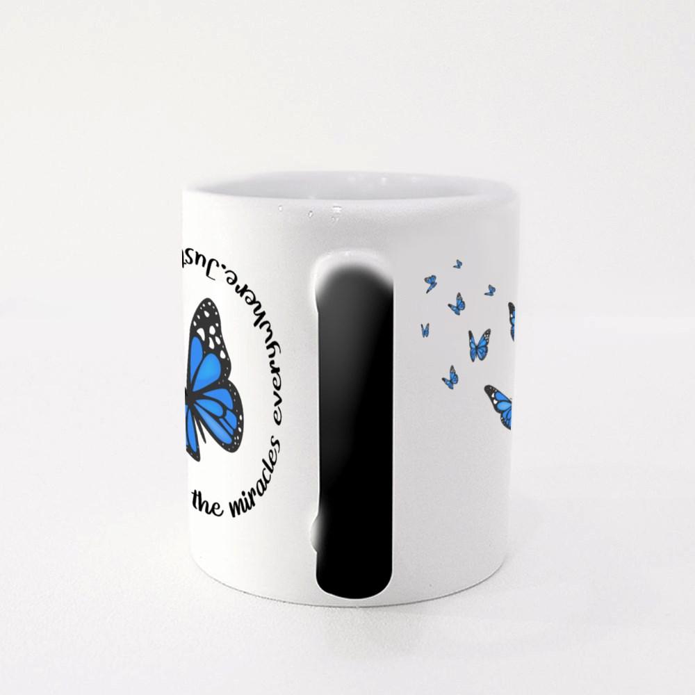 You'll See the Miracles Magic Mugs