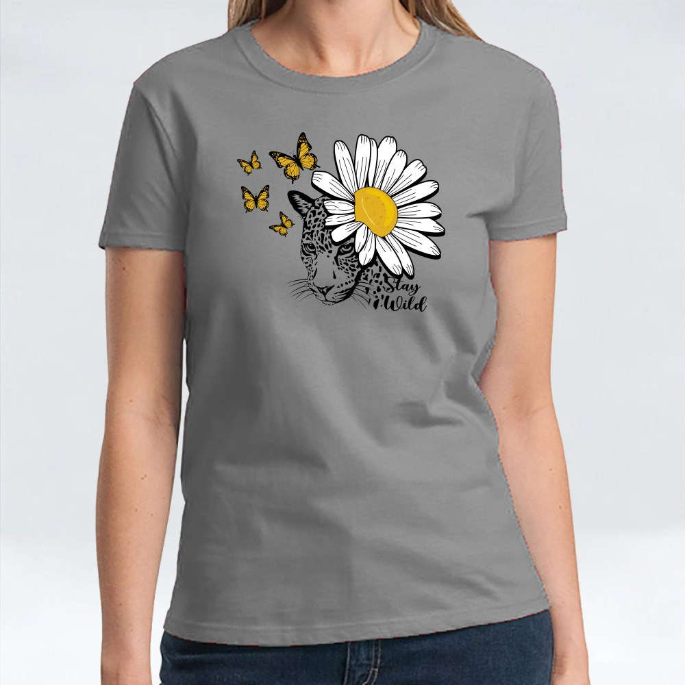 Butterflies and Daisies T-Shirts