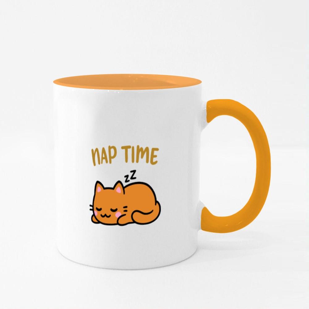 Adorable Kawaii Kitty Colour Mugs