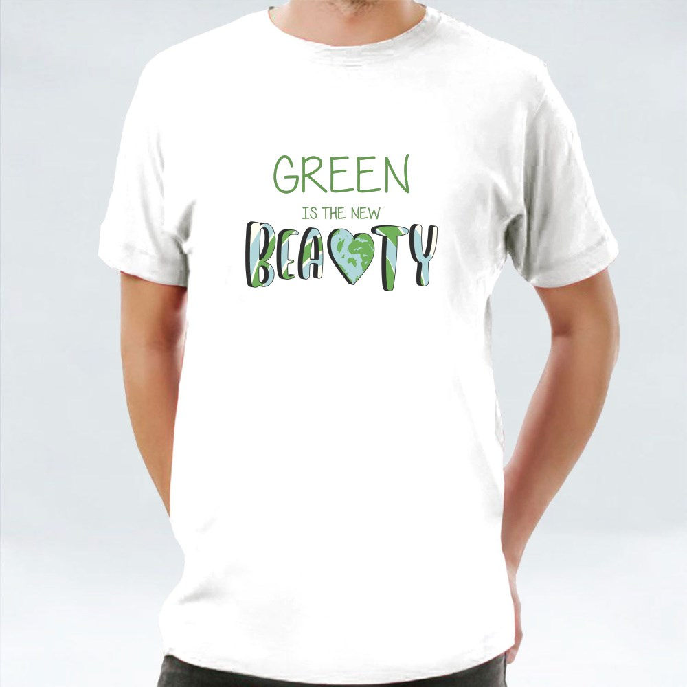 Green Is the New Beauty T-Shirts