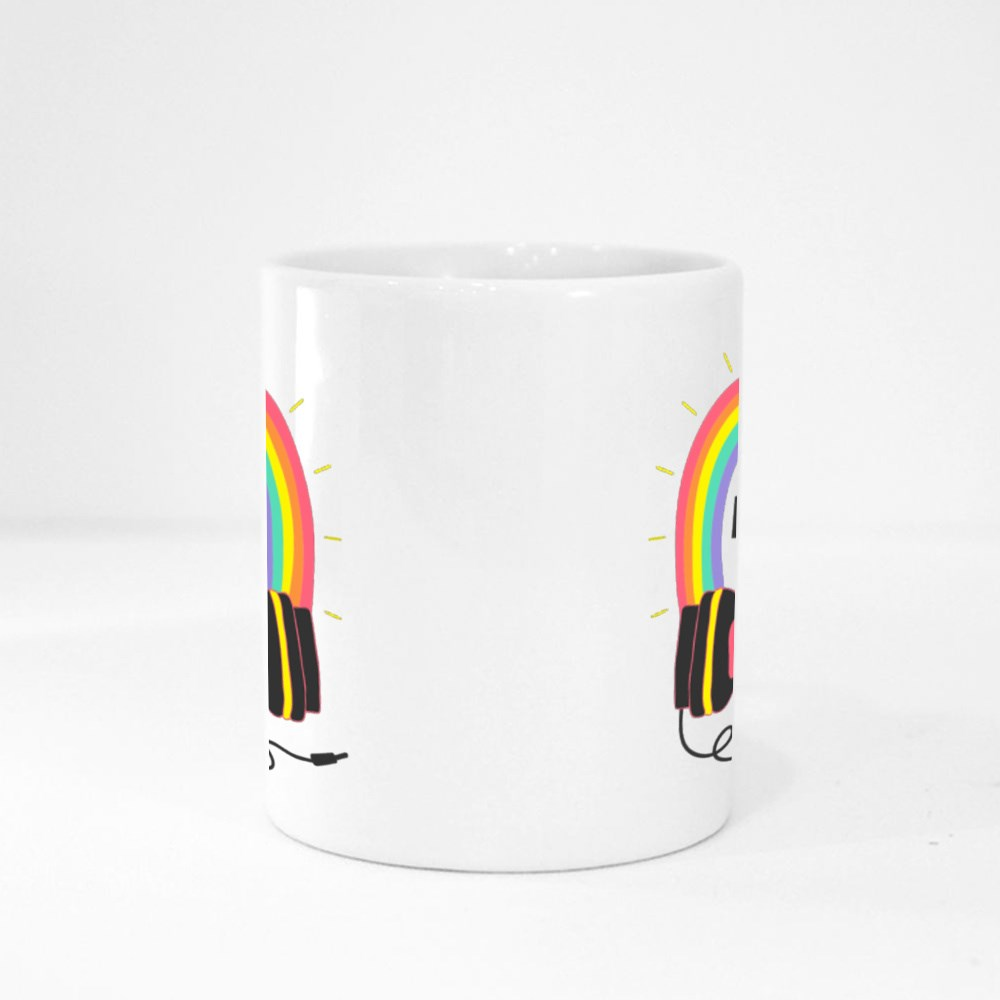 Lets Party Music Is Fun Magic Mugs