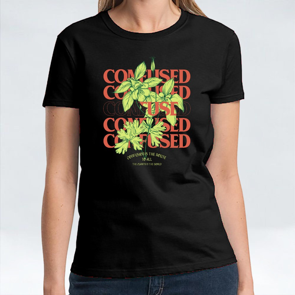 Confuse the Route T-Shirts