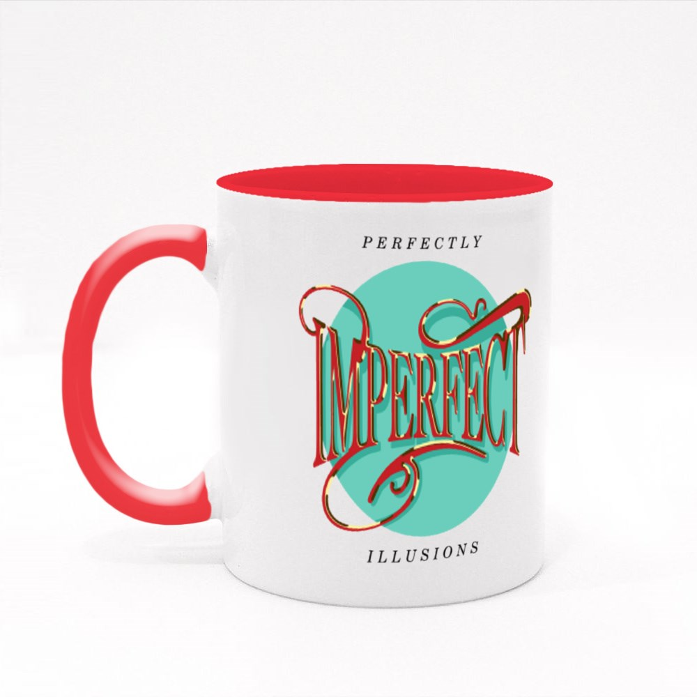 Perfectly Imperfect Illusions Colour Mugs