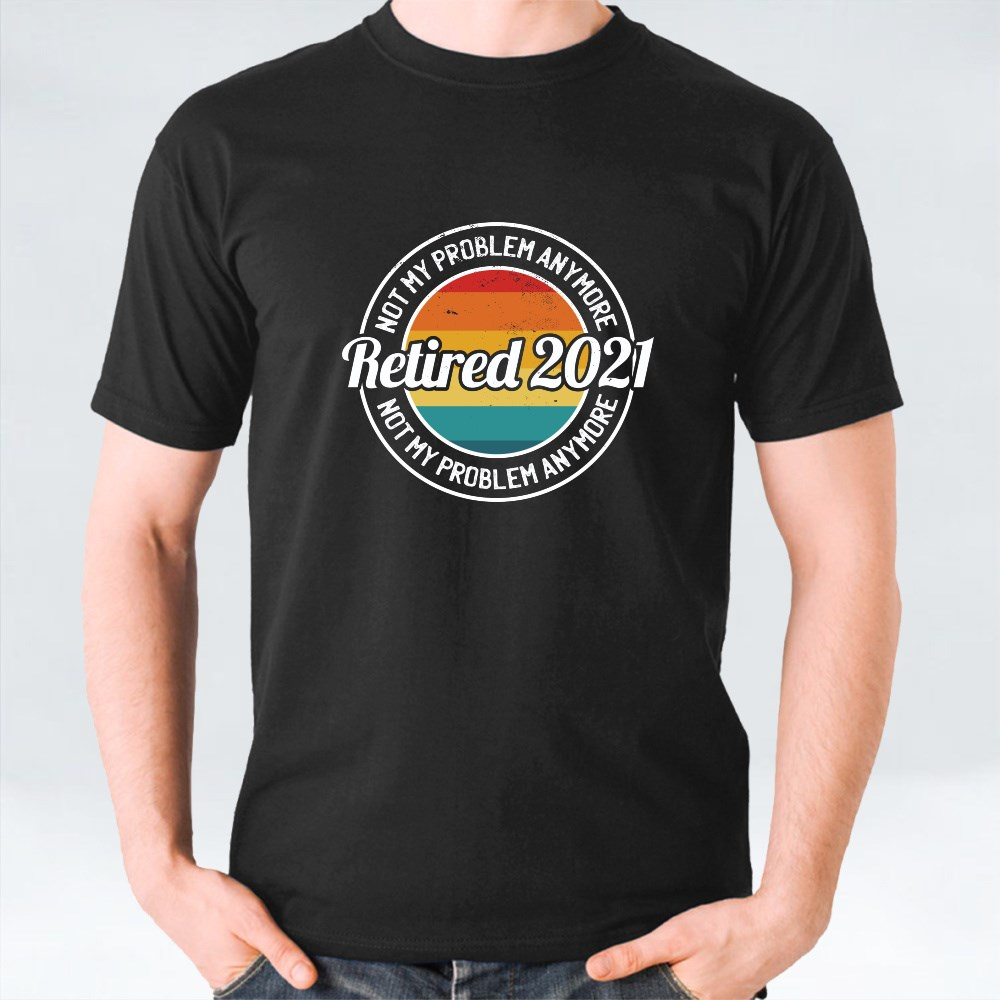 Retired 2021 T-Shirts