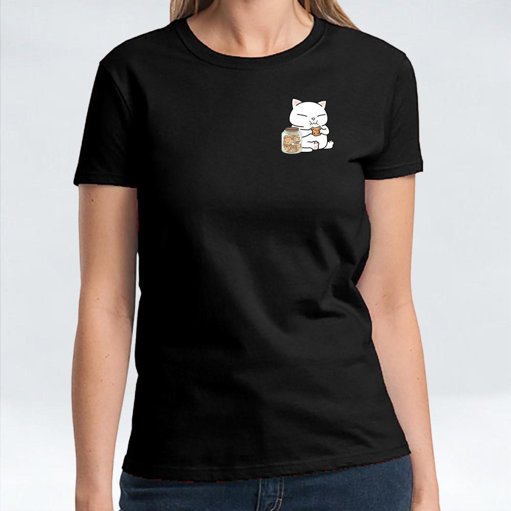 Cookie Cat T-Shirts
