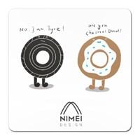 Donut Meet Tyres