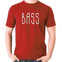 Bass Typography
