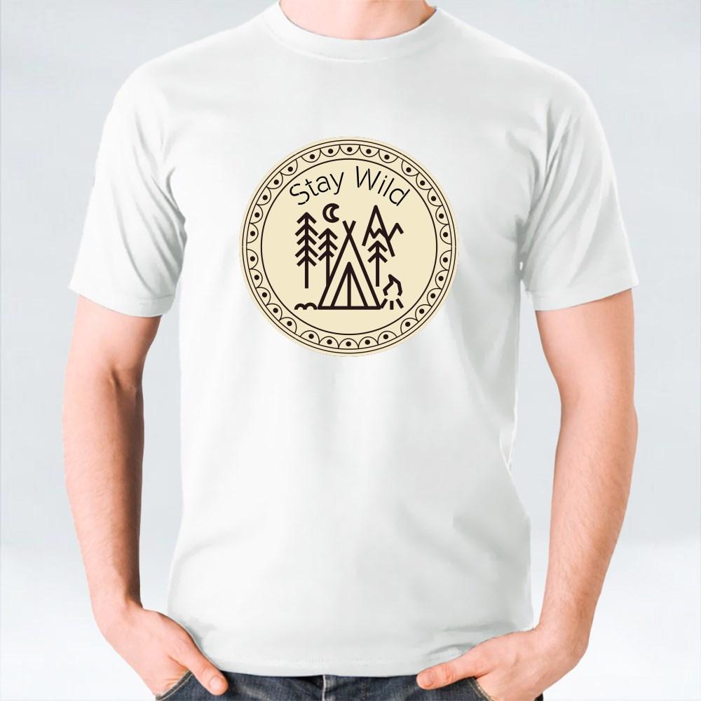 Stay Wild Adventure T-Shirts