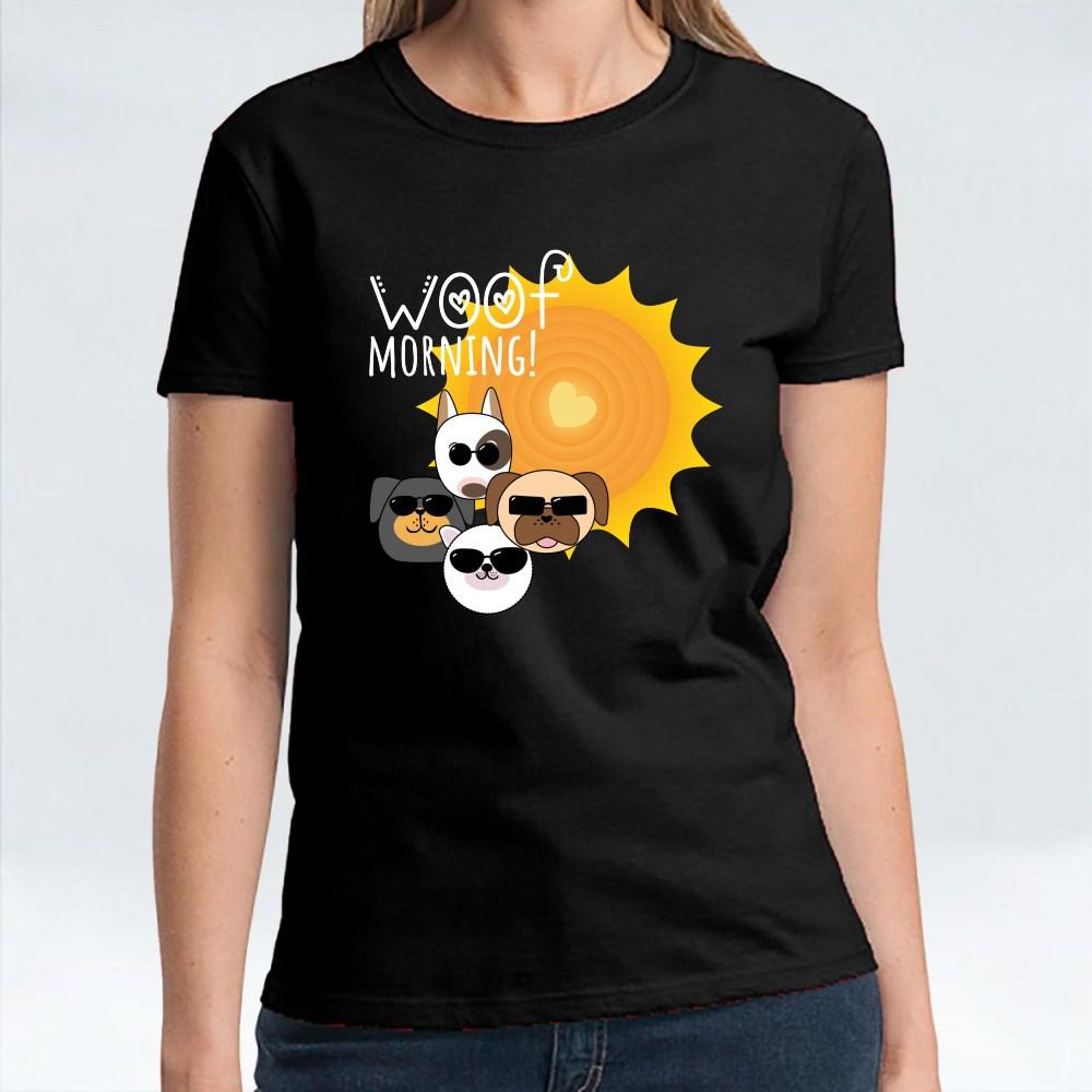 Woof Squad | Dogs T-Shirts