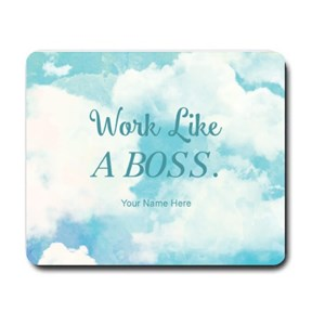 Work Like a Boss
