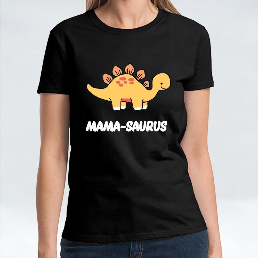 She's My Mamasaurus T-Shirts