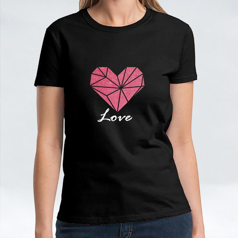 Spacious Love for Him T-Shirts