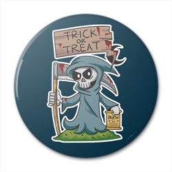 Grim Reaper Trick or Treat