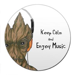 I Am Groot. Groot Loves Music.