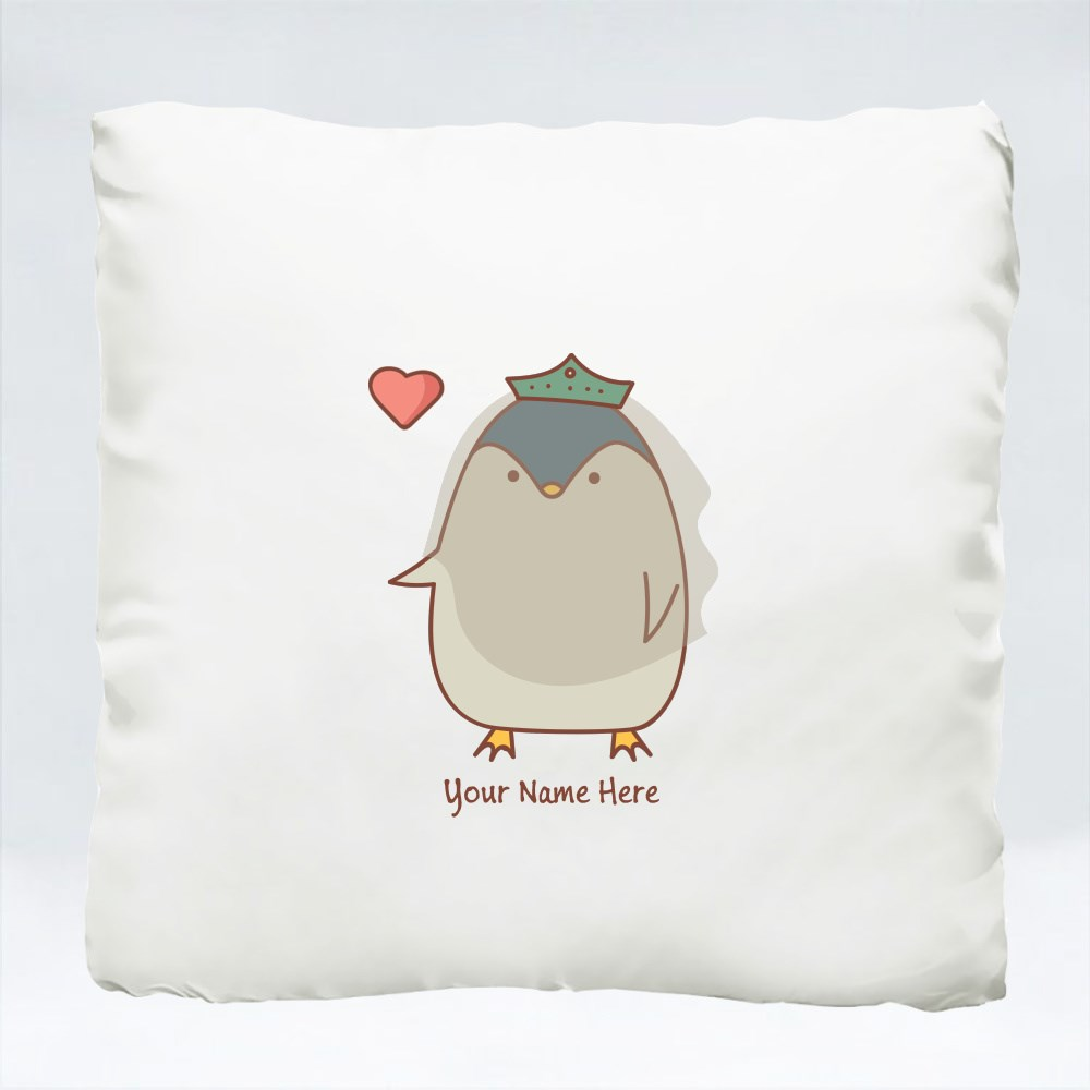 Cushions > Cushions (Square) > For Her Penguin