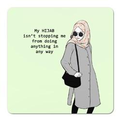 Fashionable Hijabi