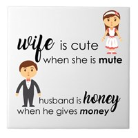 Wife Is Cute, Husband Is Honey