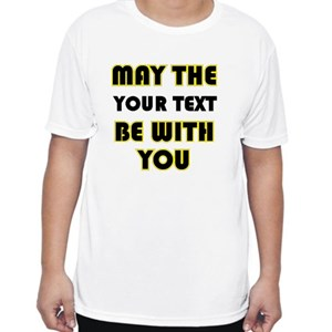 May the Your Text Be With You