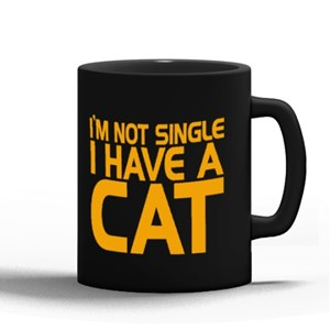 I'm Not Single I Have a Cat