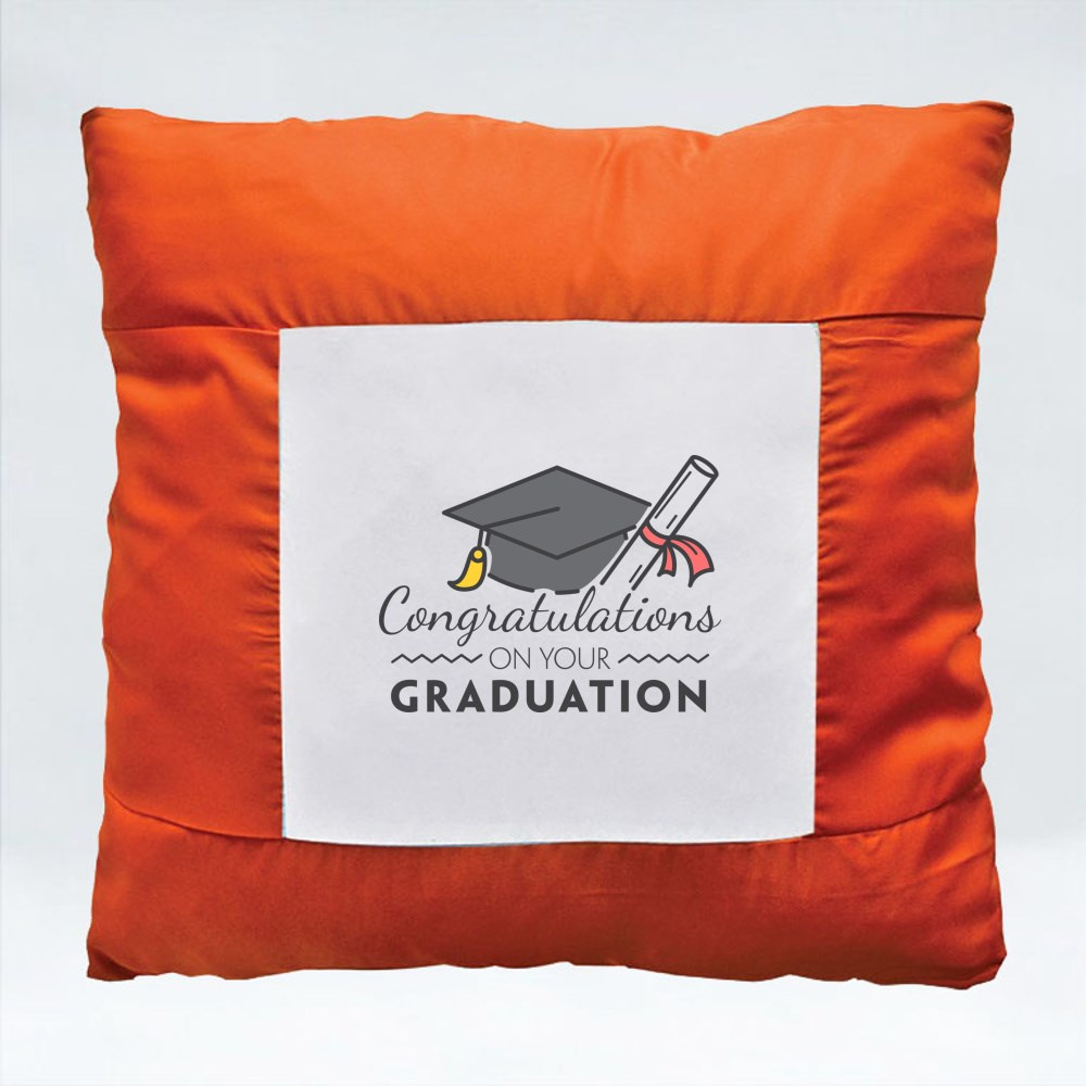Cushions > Cushions (Square) > Congratulations on Your Graduation