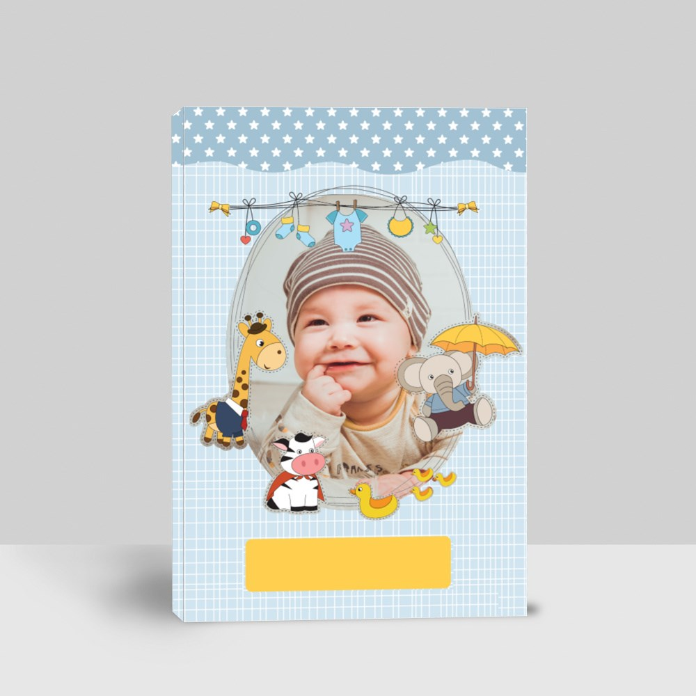 Canvas > Canvas (Portrait) > Baby Shower