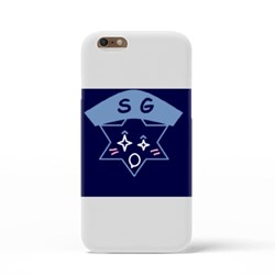 Phone Case IP+ 6/6S - Blue Comic 01