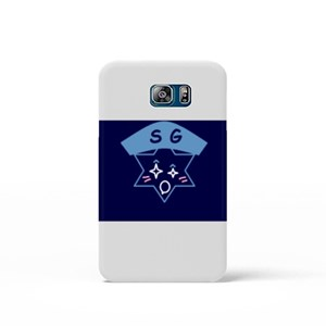 Phone Case SG Note 5 - Blue Comic 01