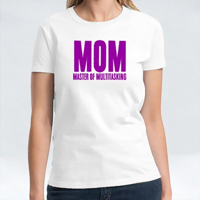 Mom Master of Multitasking Shirt