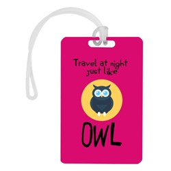 Travel Night Time Like Owl