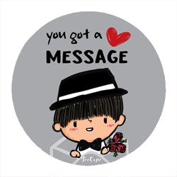You Got Love Message