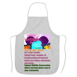 Mother's Day Apron's Love