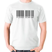 Please Scan Me With Barcode