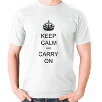 Keep Calm and Carry on 02
