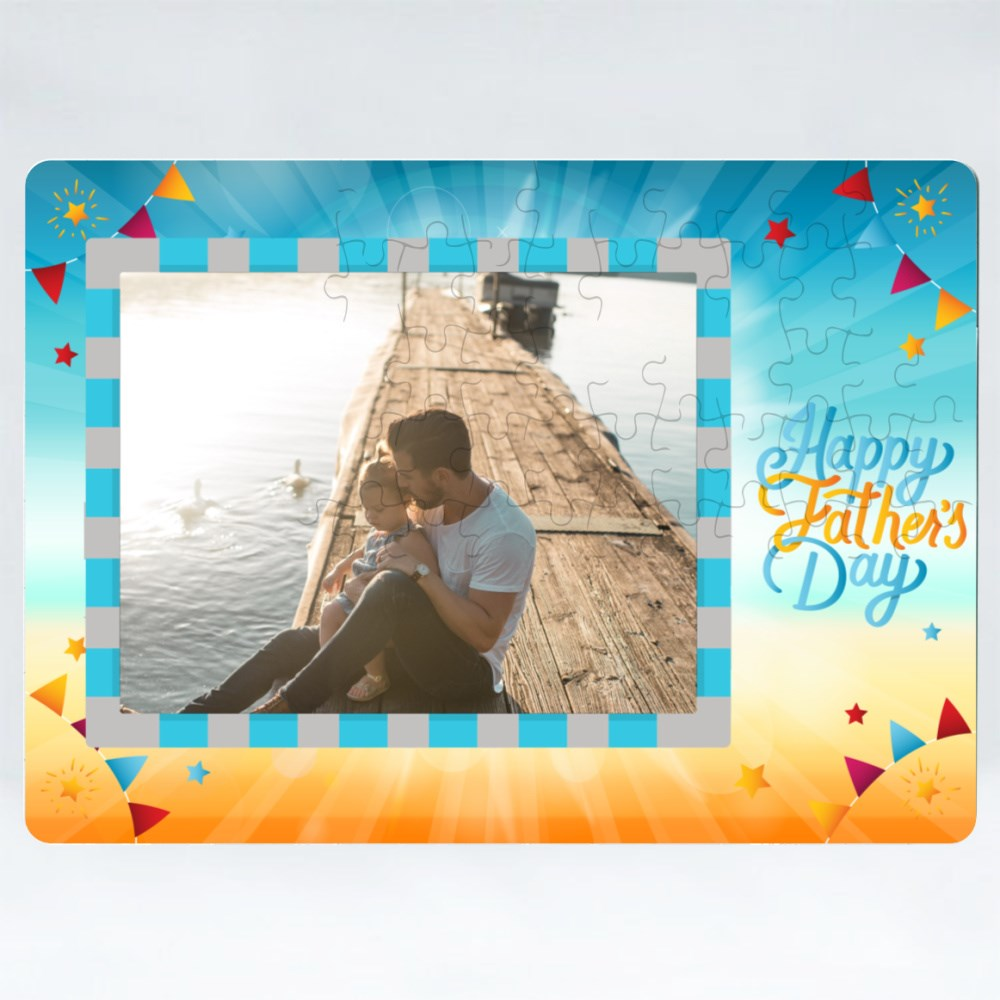 Puzzles > Puzzles (Rectangle) > Happy Father's Day