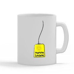 Morning Sunshine Tea Bag