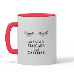 All I Need Is Mascara and Caffeine