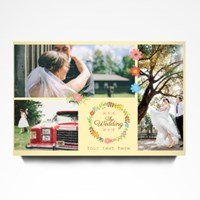 Sweet Wedding Collage
