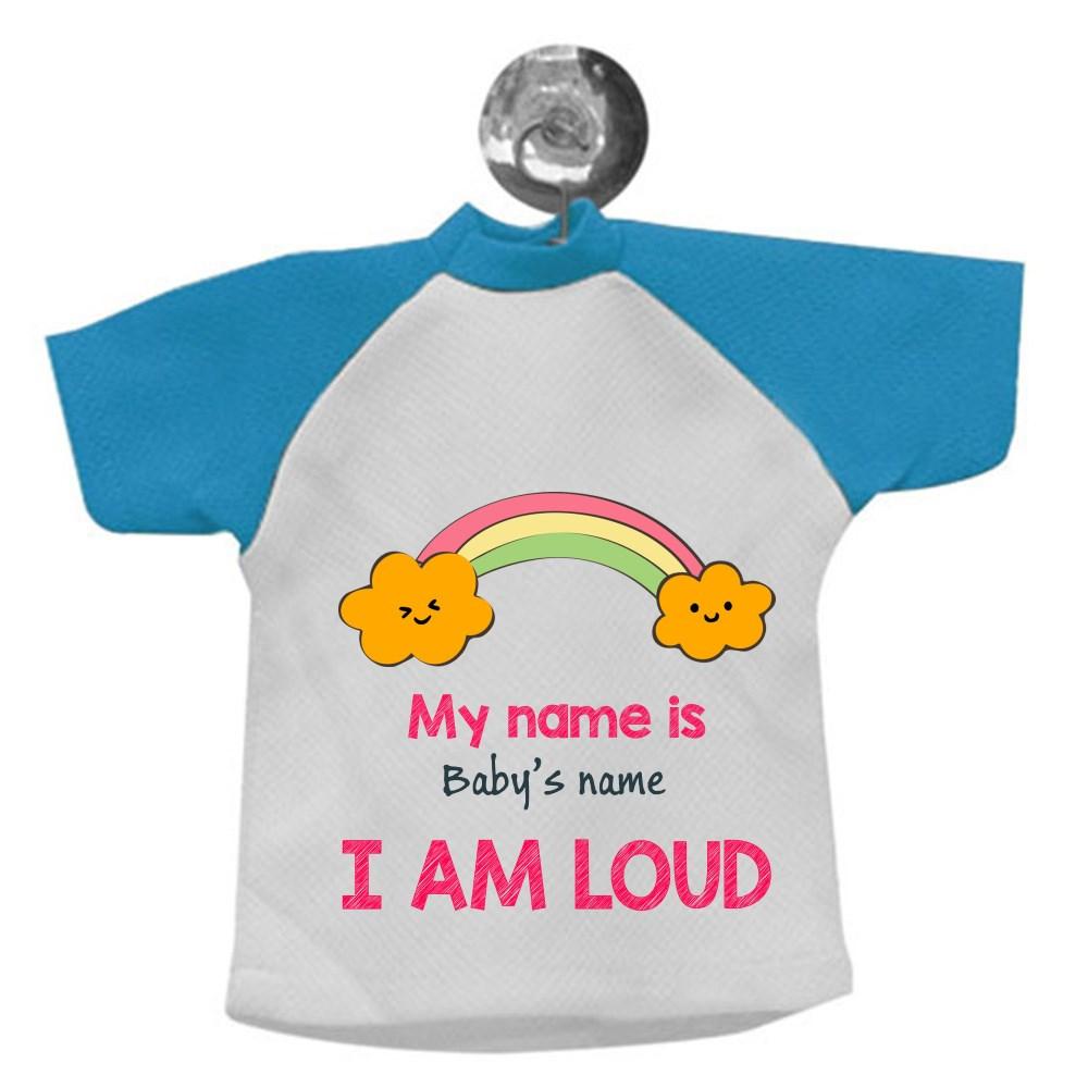 Mini Tees > Mini Tees > I Am Loud