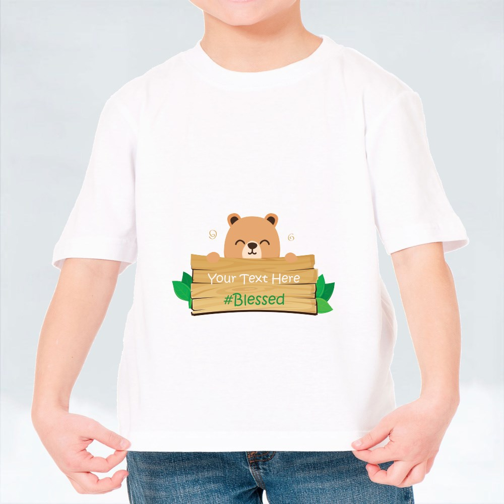 Brown Bear T-Shirts (Kid)