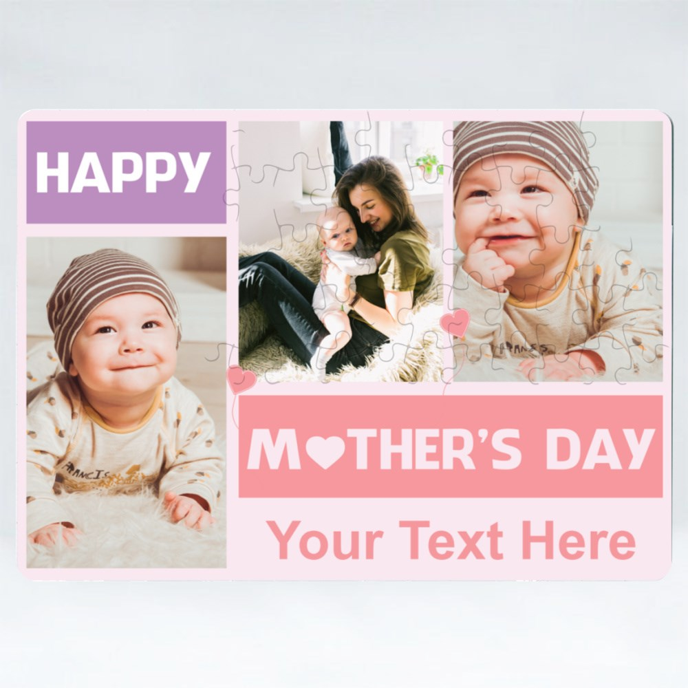 Puzzles > Puzzles (Rectangle) > Happy Mother's Day 2