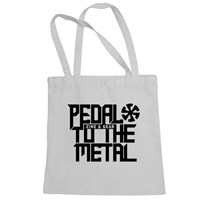 Pedal to the Metal Tote Bag