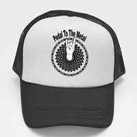 PEDAL TO THE METAL TRUCKER CAP
