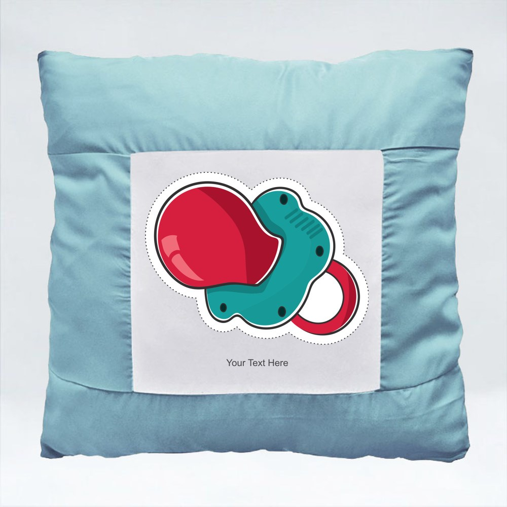 Cushions > Cushions (Square) > Baby Pacifier