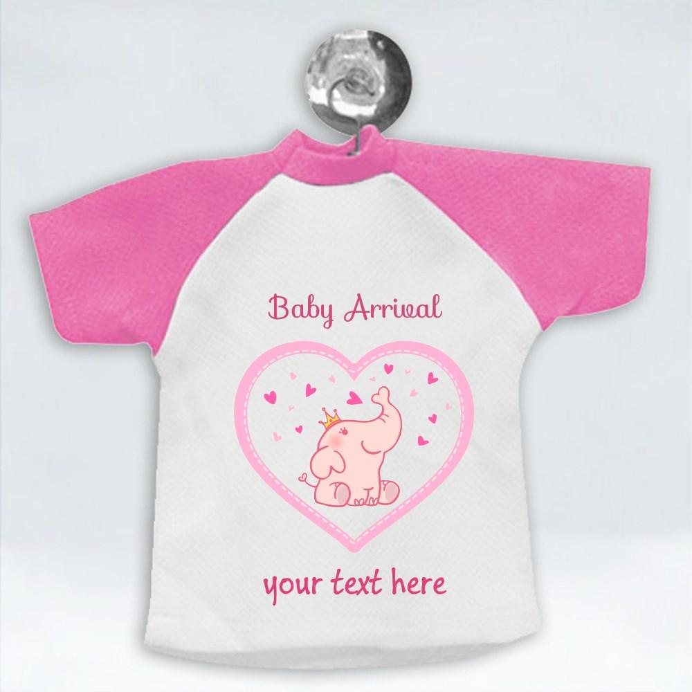 Mini Tees > Mini Tees > Little Pink Elephant