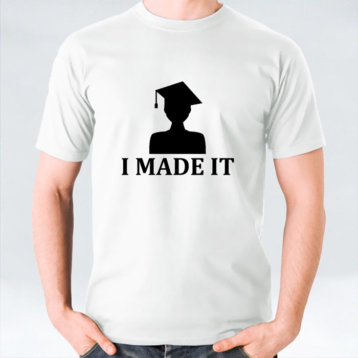 Grad Three T-Shirts
