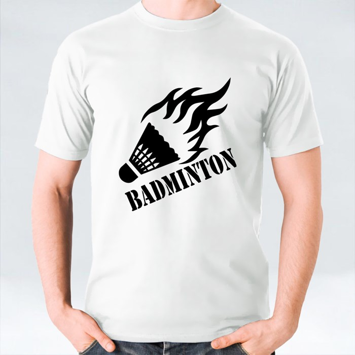 Badminton T-Shirts