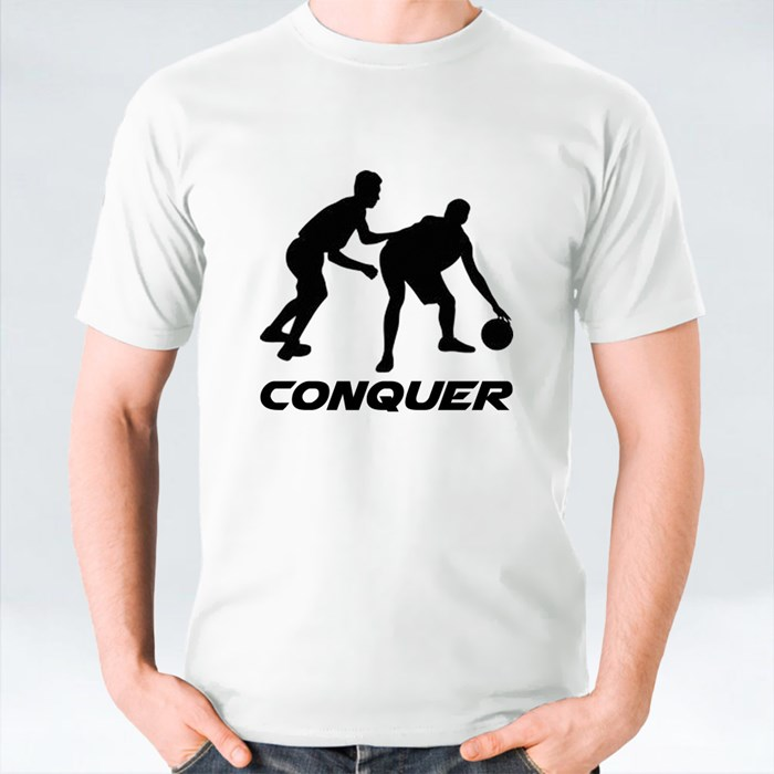Conquer T-Shirts