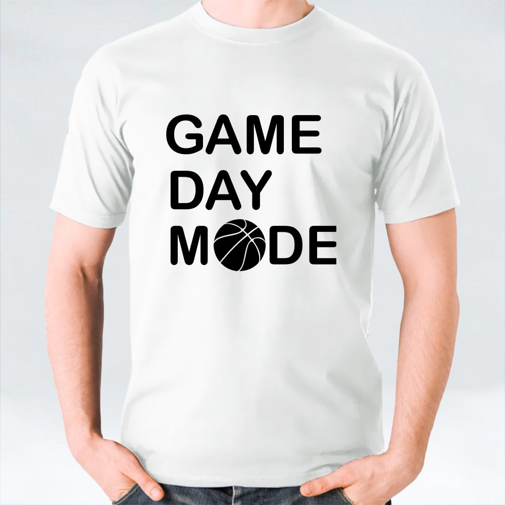 Game Day Mode تي شيرت
