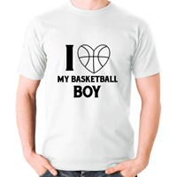 I LOVE MY BASKETBALL BOY