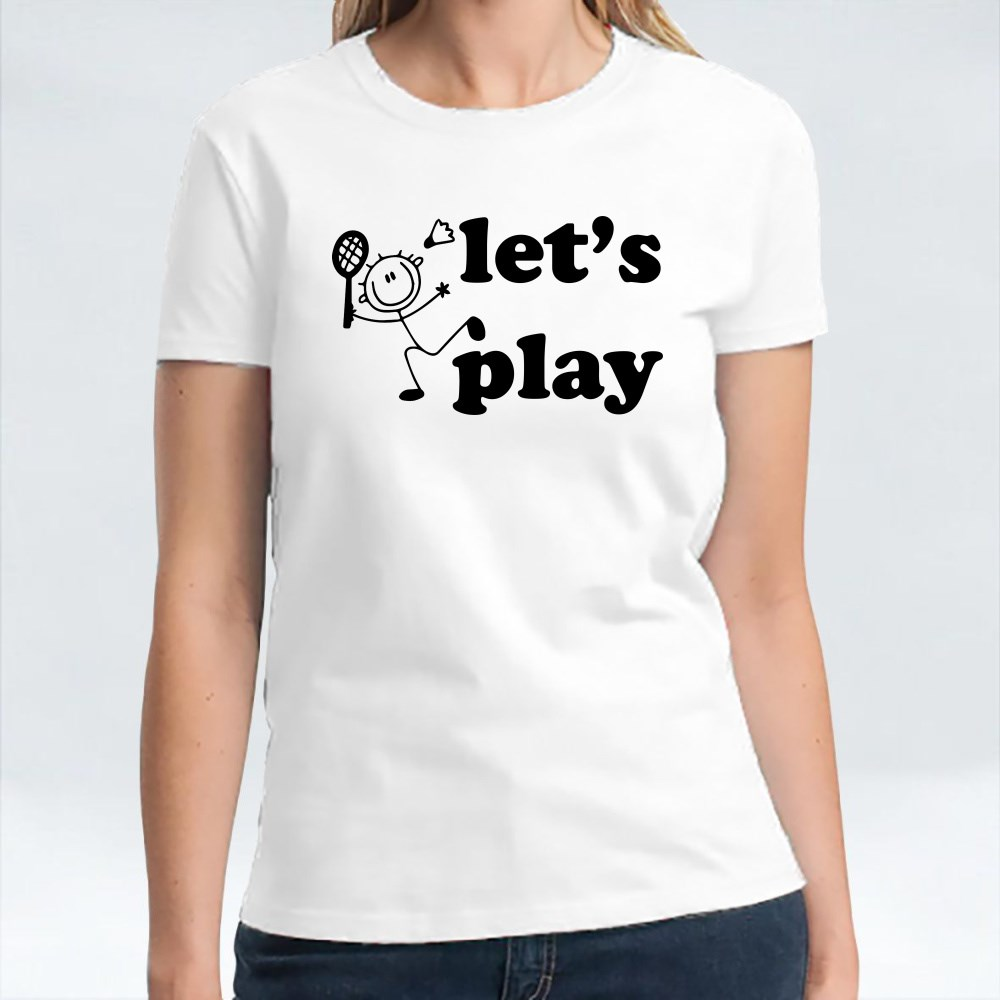 Let's Play T-Shirts